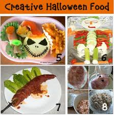 creative party food