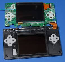 nds lite touch screen