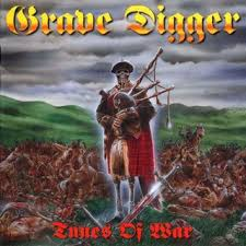 grave digger tunes of war