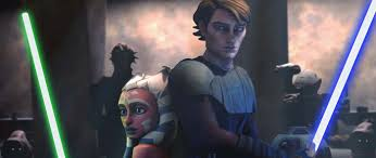 anakin skywalker clone wars