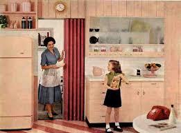 50s kitchens