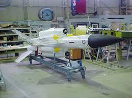 bloodhound rocket