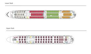 qantas a380 seating