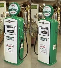 bennett gas pumps