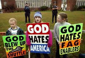 anti westboro baptist church