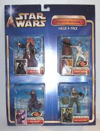 star wars attack of the clones toys