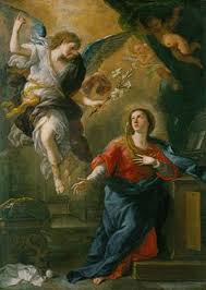 annunciation artwork
