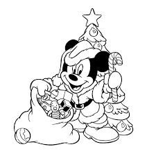 dibujos de disney de navidad