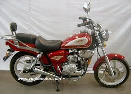 100cc motorbike