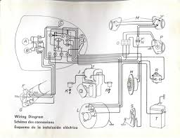 motorcycle electrical diagram