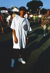 gangsta look