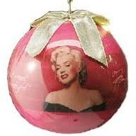 marilyn monroe ornaments
