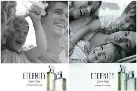 eternity fragrance