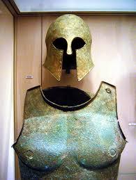 ancient greece armour