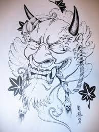 japanese tattoo sketches