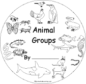 animal groupings