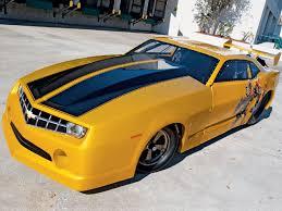 camaro drag car