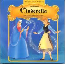 disney cinderella book