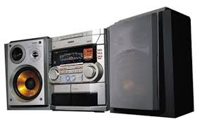 philips mini hifi system