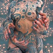 Body Painting di Gelaran IIMS