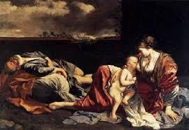 gentileschi paintings
