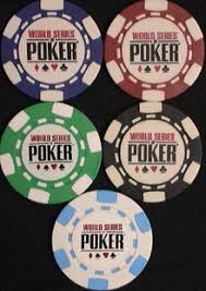 real poker chip
