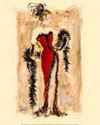 burlesque art