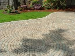 circular patio pavers