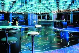 nightclub decorations