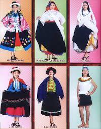 fotos de trajes tipicos
