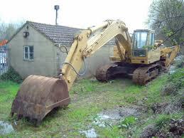 bantam excavator