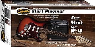 guitarras electricas squier
