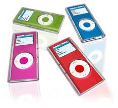 clear ipod cases