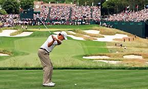 of the 2009 U.S. Open golf