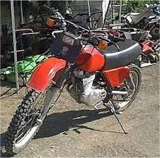 1980 honda xr500