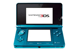 The NINTENDO 3DS is the