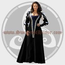 medieval clothing women