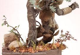 resin trees