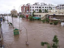 flood in gujarat