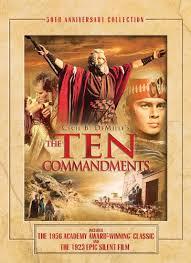 the 10 commandments dvd