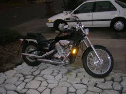 2000 honda motorcycle