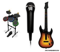 guitar hero world tour set