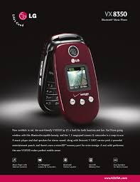 lg 8350 cell phone