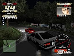 initial d special stage ps2