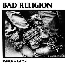 bad religion 80 85