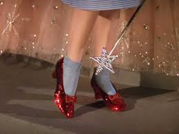 dorothys red slippers