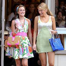 leighton meester outfits