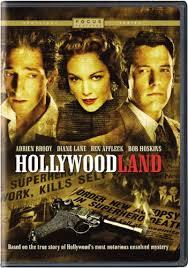 hollywoodland dvd