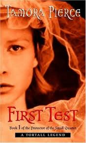 first test tamora pierce
