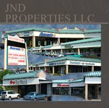 community shopping centers